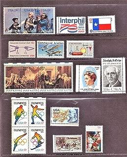 1976 mint set stamps