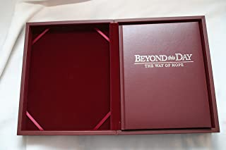 Beyond This Day; The Way of Hope Memorial Keepsake Book with Box