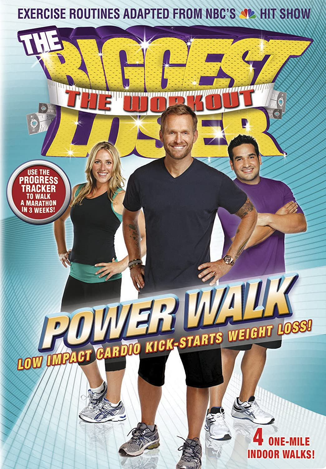 Biggest Loser the Workout: Max 49% OFF Power Walk Deluxe