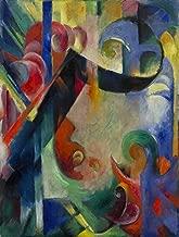 Franz Marc Broken Forms Solomon r. Guggenheim Museum 30