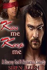 Kiss Me, Keep Me: BWWM Sci-Fi Romance (Mechanical Men Series Book 2) Kindle Edition
