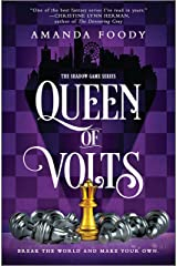 Queen of Volts (The Shadow Game Series Book 3) Kindle Edition
