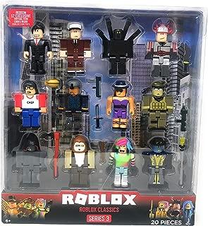 Roblox Series 3 Roblox Classics 20 Piece Set