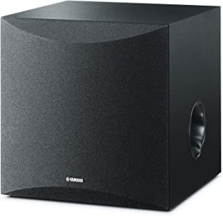 "Yamaha 8"" 100W Powered Subwoofer - Black (NS-SW050BL)"