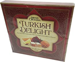 Liberty Orchards Turkish Delight Fruit & Nut Candies, 10 Ounce