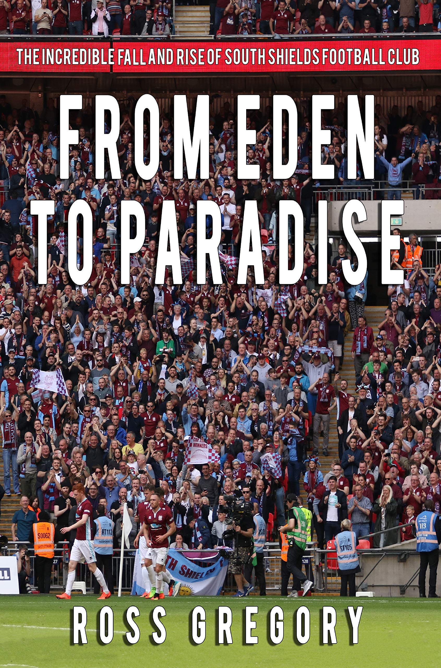 From Eden To Paradise: The Incredible Fall And Rise Of South Shields Football Club (English Edition)
