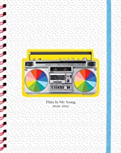 This Is My Song 17-Month Large Planner 2020-2021 (Pipsticks+Workman)