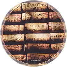 Thirstystone Stoneware Coaster Set, Wine Corks