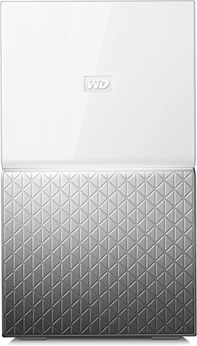 WD 16TB My Cloud Home Duo Dual-Drive Personal Cloud, Centralised Storage - 3 Step Setup - Smart Device App - Network ...