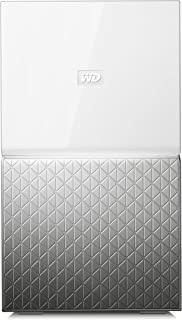 WD 16TB My Cloud Home Duo Dual-Drive Personal Cloud, Centralised Storage - 3 Step Setup - Smart Device App - Network Attac...
