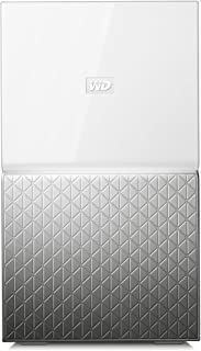 WD 16TB My Cloud Home Duo Dual-Drive Personal Cloud, Centralised Storage, 3 Step Setup, Smart Device App, Network Attache...