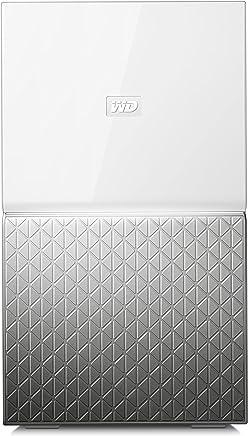 Western Digital 西部数据 12 TB My Cloud Home Duo双硬盘个人云存储