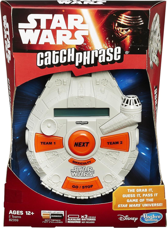 13. Star Wars Catch Phrase Game