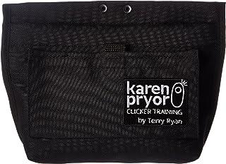 Karen Pryor Clicker Training Black Treat Pouch by Terry Ryan