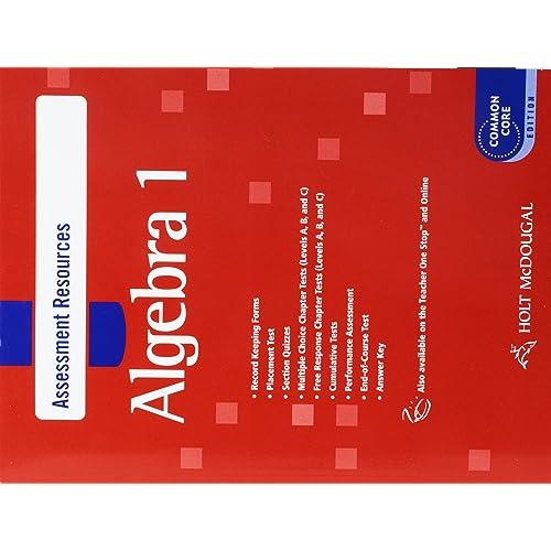 Algebra 1 Book Answers: Amazon com
