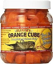 Fluker's 71300 Orange Cube Complete Cricket Diet, 6oz