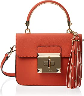 Aldo Women Handbag Madone65-Orange