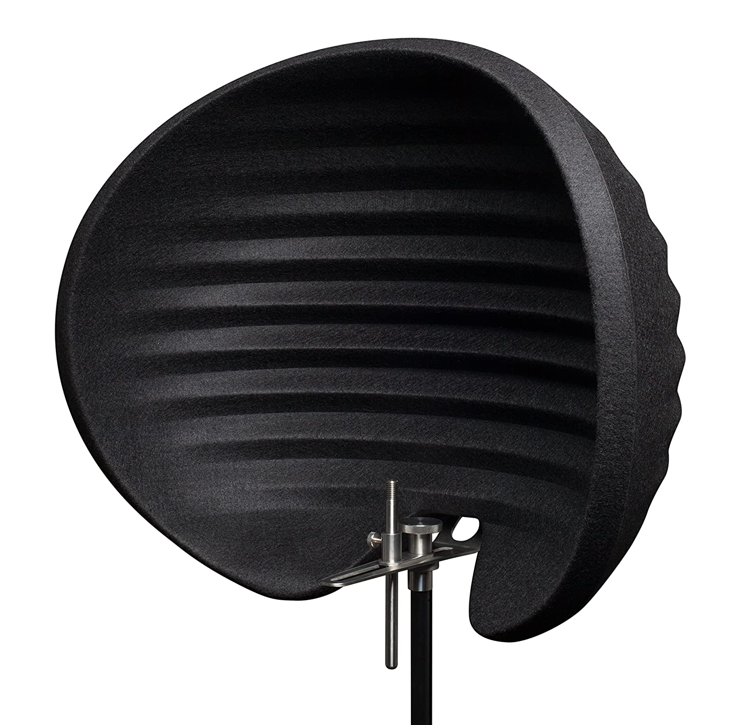 Aston Microphones Halo Portable Microphone Reflection Filter, Black
