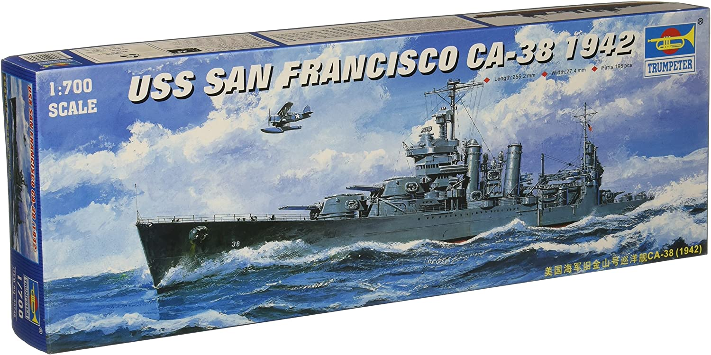 USS San Francisco (1  700)