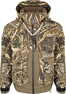 drake guardian elite boat and blind jacket
