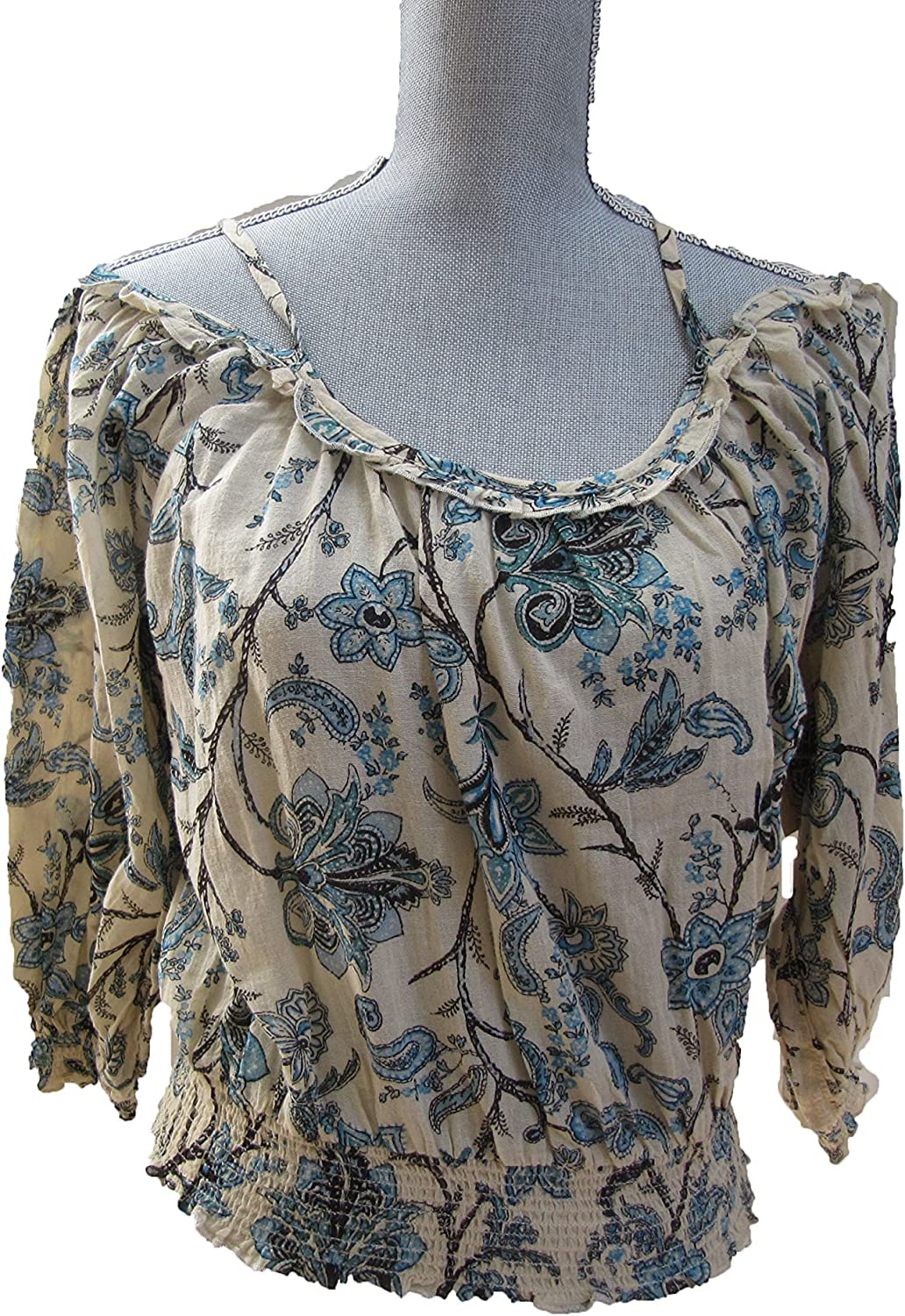 Denim & Supply OffTheShoulder Gypsy Top Size XSmall