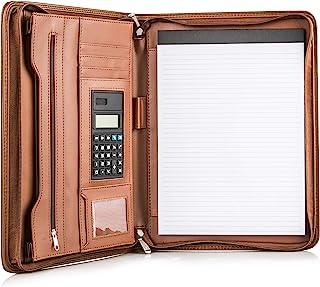 COSSINI Premium Business Portfolio with Zipper – Padfolio – Superior Business..