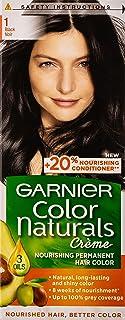 Garnier Color Naturals 1 black Haircolor