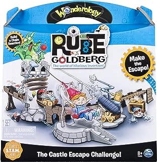 the castle escape challenge
