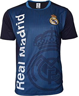 Icon Sports Group Men Real Madrid C.F. Stadium Class Poly Shirt Jersey