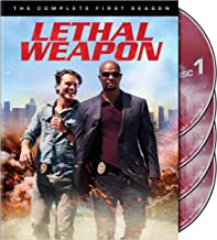 Lethal Weapon: S1 (DVD)