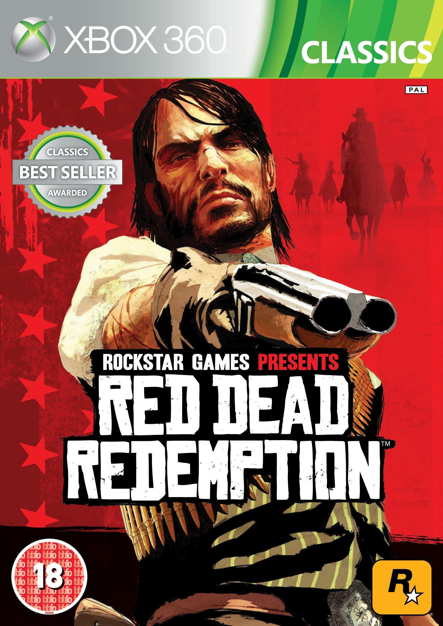 Red Dead Redemption - Classics (Xbox 360) [Importación inglesa ...