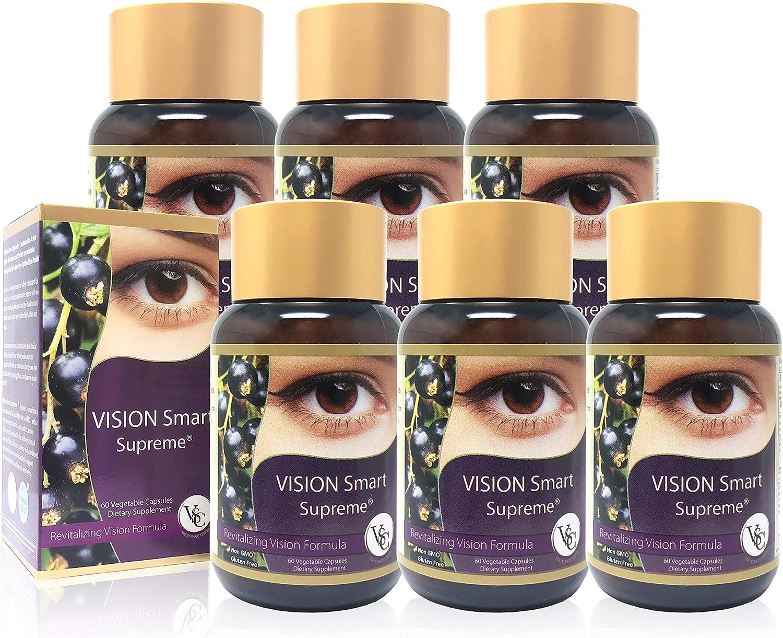 Vision Smart 2021 model Supreme - Superior Detroit Mall Eye Nutraceu Supplement Premium