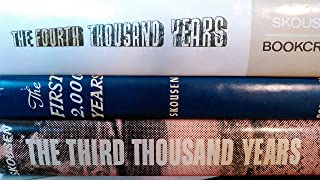 The First 2000 Years, The Third Thousand Years, & The Fourth Thousand Years [SET of 3]