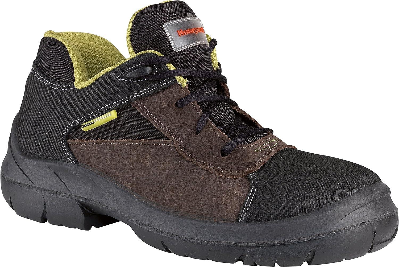 Honeywell 6246158-38 7 Bacou Creek AMG Safety Footwear, S3 CI SRC, Size 38