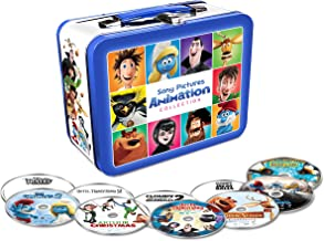 Sony Pictures Animation Collection - Smurfs 1 & 2, Open Season, Cloudy 1 & 2, Hotel Transylvania 1 & 2, Arthur, The Pirates! Band of Misfits, Surfs Up