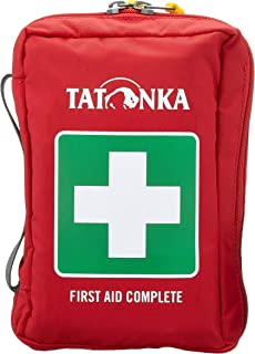 Tatonka Första hjälpen First Aid Complete, röd, 18 x 12,5 x 5,5 cm
