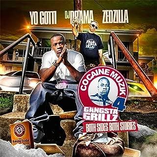 Cocaine Muzik 4: Gangsta Grillz [Explicit]