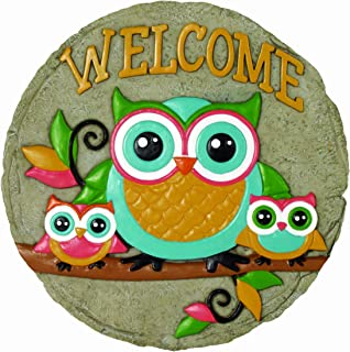 Spoontiques Stepping Stone, Owls Welcome