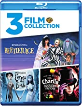 Triple Feature (Beetlejuice / Charlie and the Chocolate Factory / Corpse Bride)