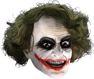 Costume Co Men's Batman The Dark Knight The Joker 3/4 Mask