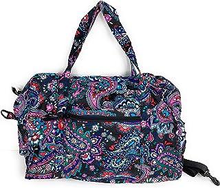 Vera Bradley Packable Travel Bag Haymarket Paisley