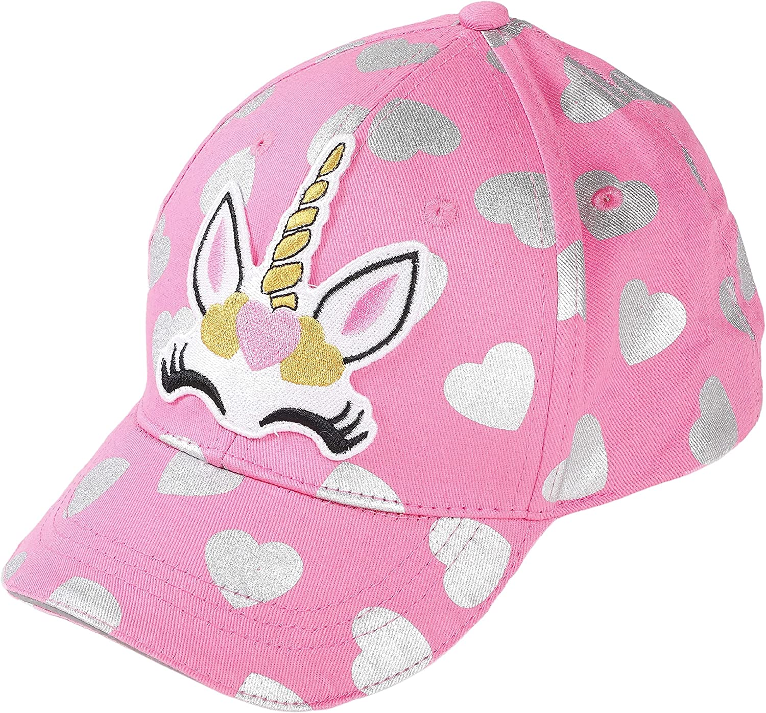 New color AWHALE Girl's Baseball Hat – P Toddler Cap with Cotton Ranking TOP4