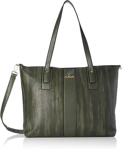 Karitiana Women s Tote Bag Olive Numbers 1