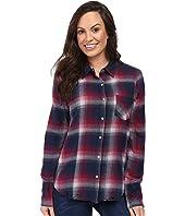 Stetson - Pomegrante Plaid Western Shirt