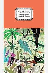 Il meraviglioso viaggio di Octavio (Italian Edition) Format Kindle