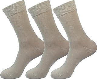 Jasmine Silk 3 Pairs Supersoft Mens Bamboo Socks Thermal Sock 7-11