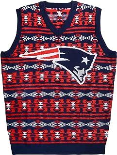 Aztec Print Ugly Sweater Vest
