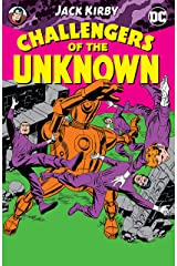 Challengers of the Unknown by Jack Kirby (Challengers of the Unknown (1958-1978)) Kindle Edition