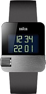 Braun Men's Prestige Watch with Digital Display