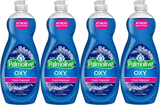 Palmolive Ultra Dish Soap Oxy Power Degreaser, 32.5 oz - 4 Pack